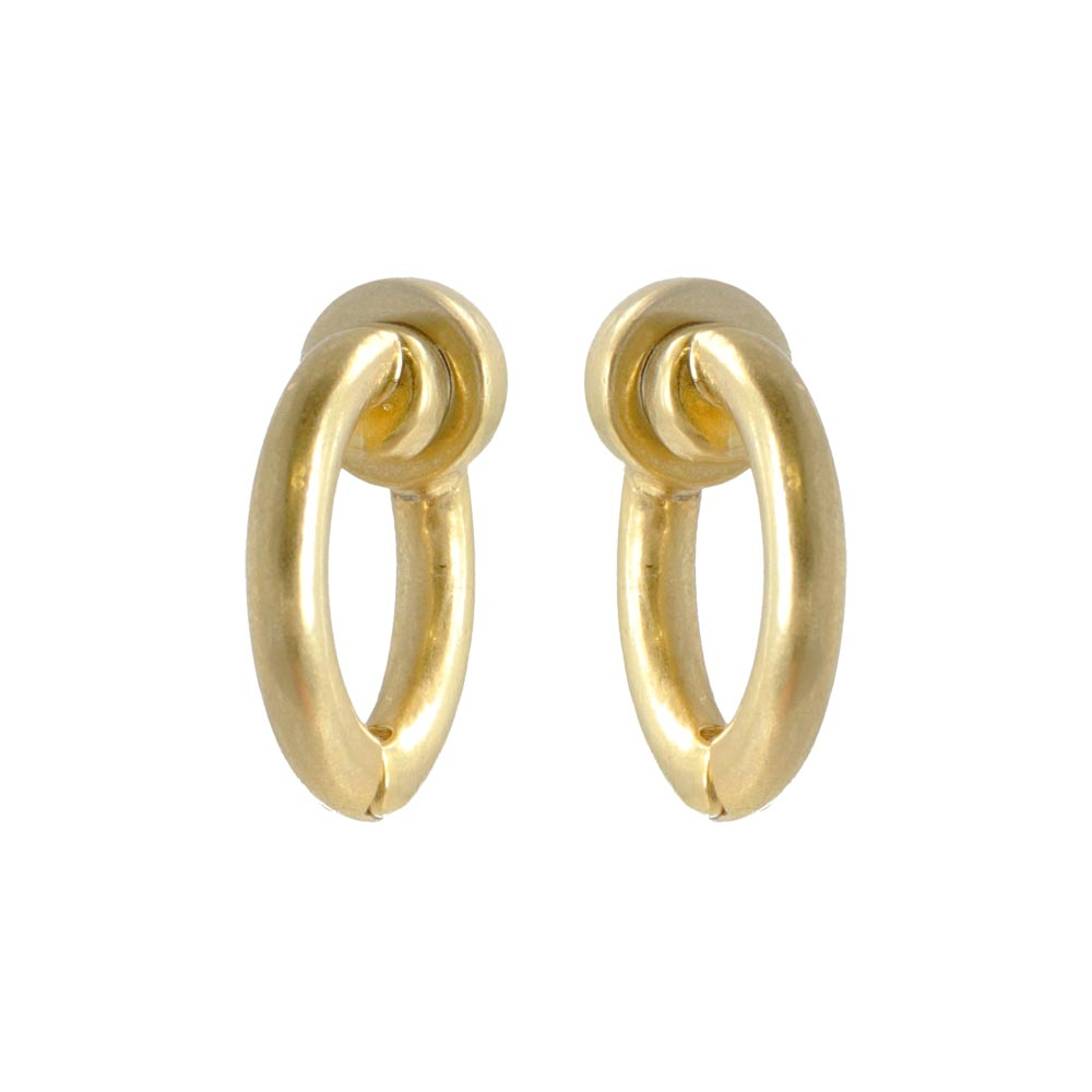 Plain Hoop Magnetic Ear Cuff - osewaya