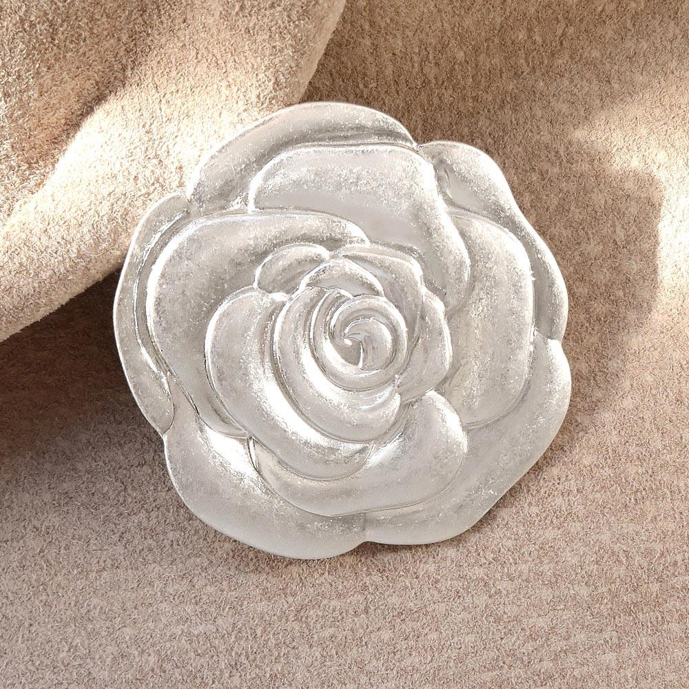 Rose Flower Cnoncho Mirror