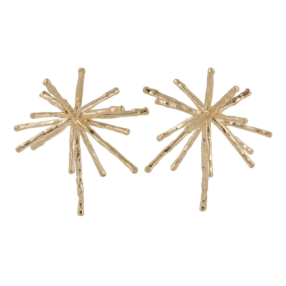 Bright Star Stud Earrings - osewaya