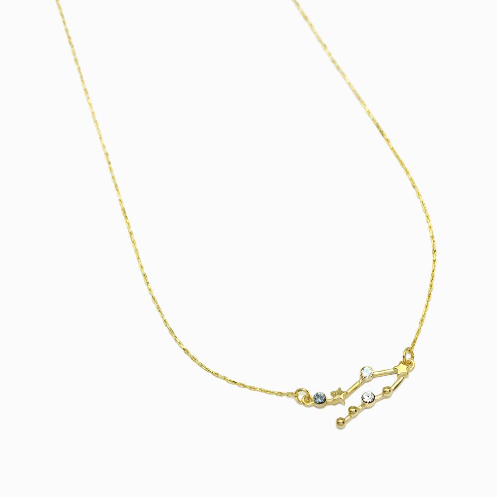 Small constellation Charm Delicate Necklace - Osewaya