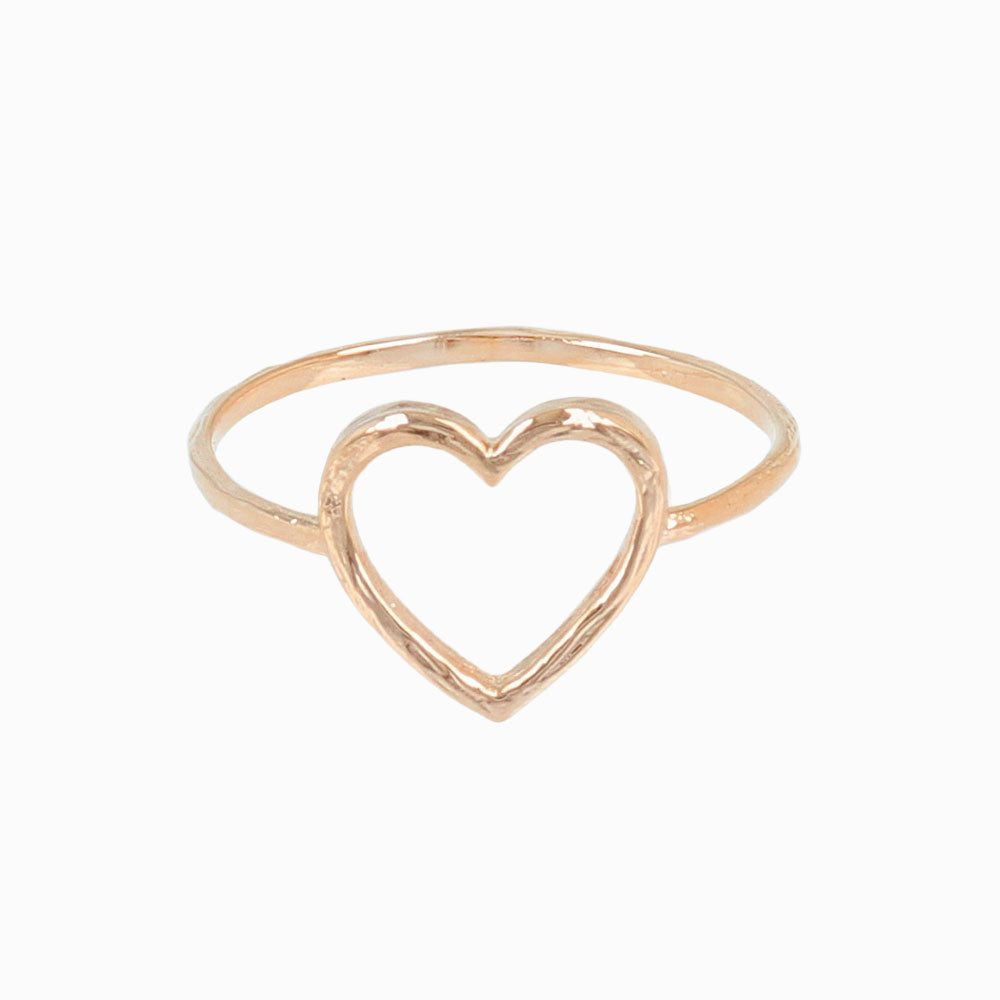 Open Heart Ring - osewaya