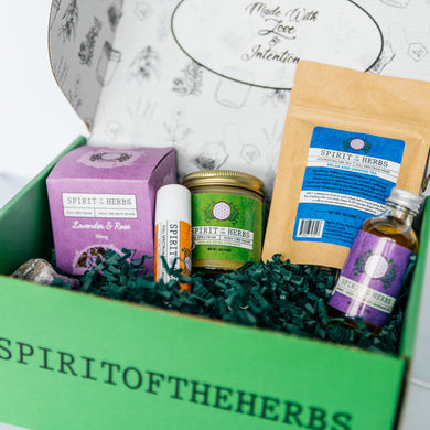 CBD Spirit of the Herbs Gift Box