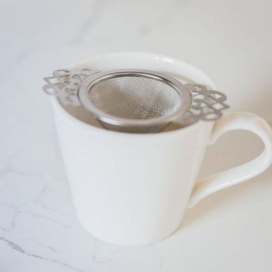 SOTH GIFTS - The Queen Tea Strainer