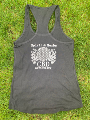 Spirit of the Herbs Tank Tops and T-Shirts