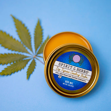 CBD Icy Tigress Cooling Balm