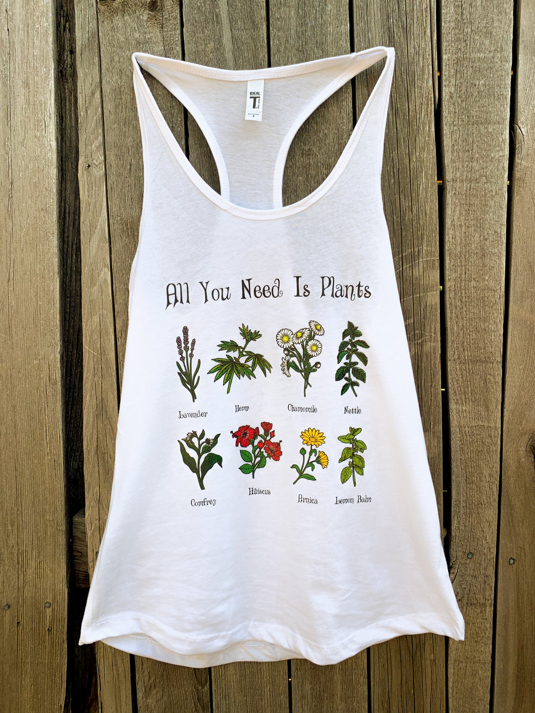 SOTH All You Need is Plants Tank Top