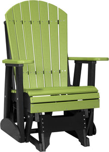 2' Poly Adirondack Glider Chair