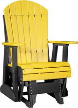 Load image into Gallery viewer, 2' Poly Adirondack Glider Chair
