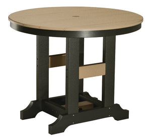 "Garden Classic 38"" Round Table Bar Height"