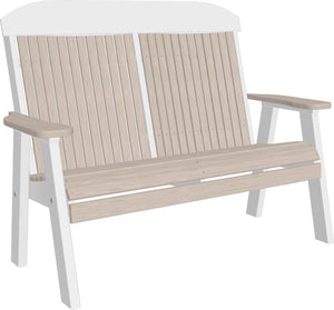 4' Poly Classic Bench