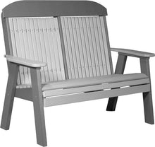 Load image into Gallery viewer, 4' Poly Classic Bench