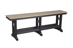"Garden Classic 66"" Bench Dining Height"