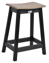 Load image into Gallery viewer, Saddle Counter Stool