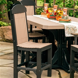 4x6 Rectangular Table Set (table, 6 chairs)