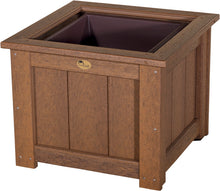 "Load image into Gallery viewer, 24"" Square Planter"