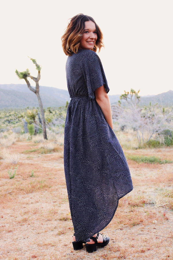 Desert Dottie Dress