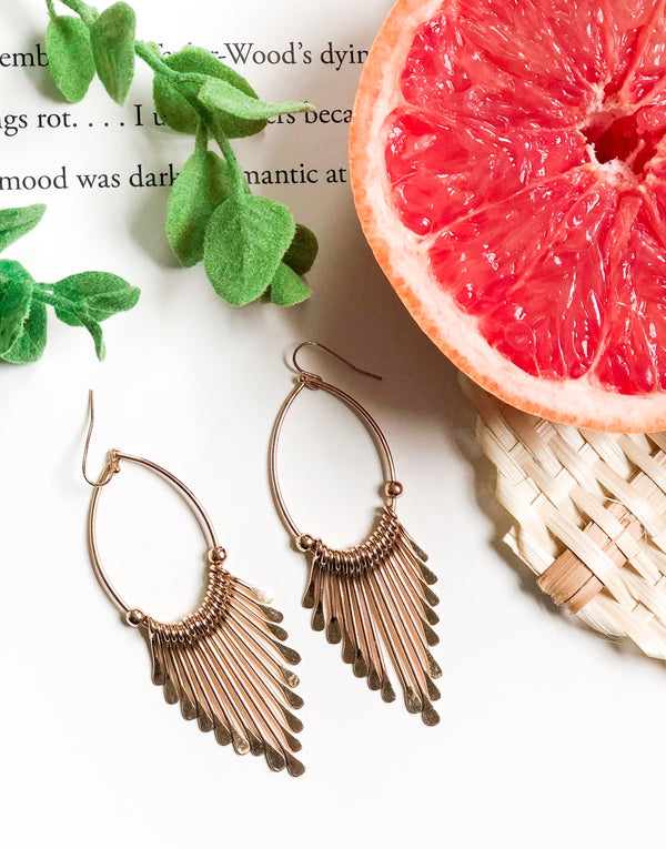 Drop Lilah Earrings