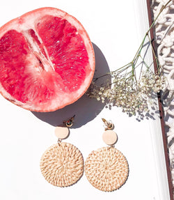 Carrie Crochet Earrings