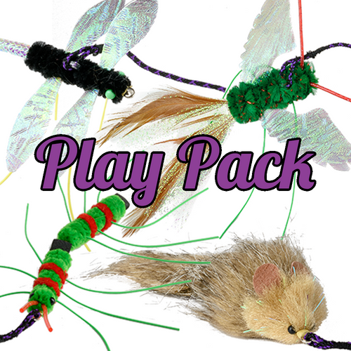 Critter Collector Series > Supreme Play Pack!