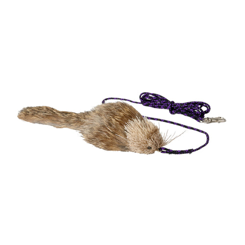 Brawny Mouse Cat Toy