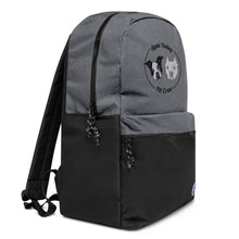 Load image into Gallery viewer, AVPC Logo Embroidered Champion Backpack