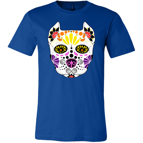 Sugar Skull Mens Shirt