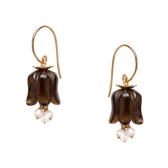 Alexa Bell Flower Earrings