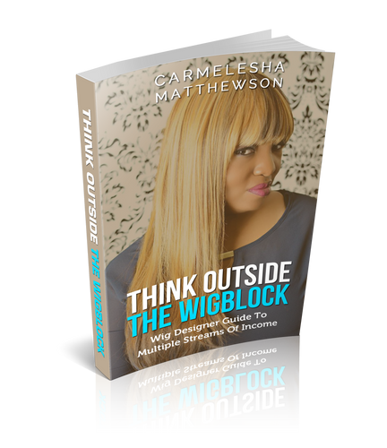 Think OutSide The Wig Block