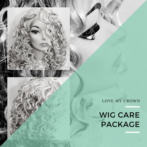Wig Care Package