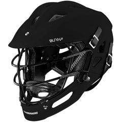 Burn Jr. Helmet // Lacrosse Helmet // Black