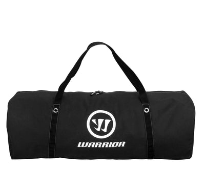 Canvas Lacrosse Duffle // Lacrosse Bag // Black