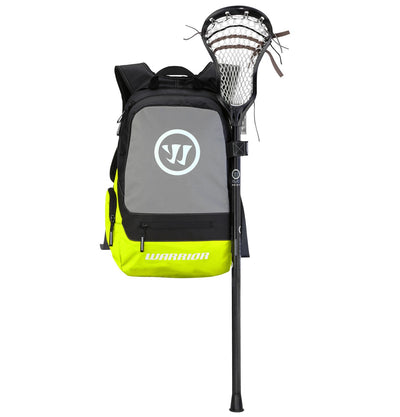 Jet Pack Tripper II // Lacrosse Bag // Neon Yellow