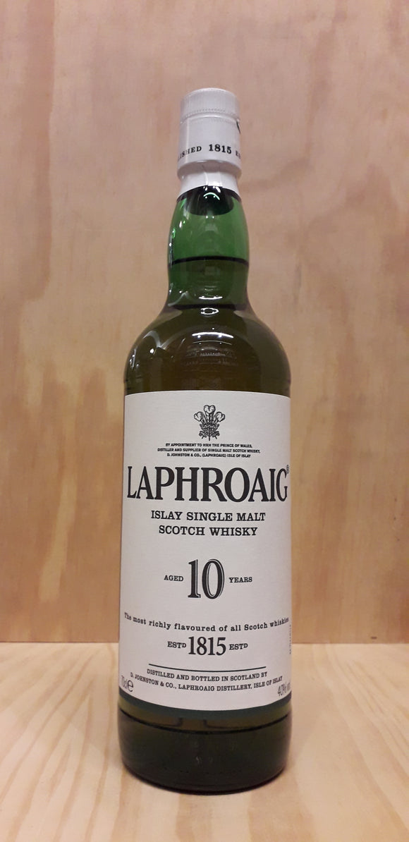 Islay Single Malt Laphroaig 10 Years