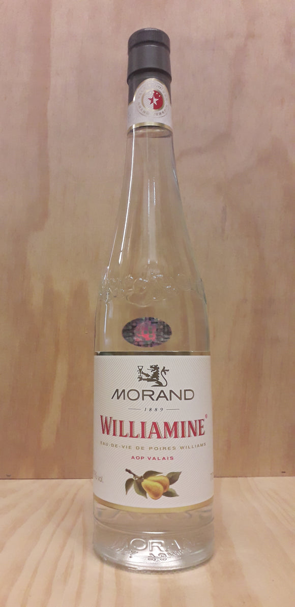 Aguardente Pêra Williamine Morand 43%alc. 70cl