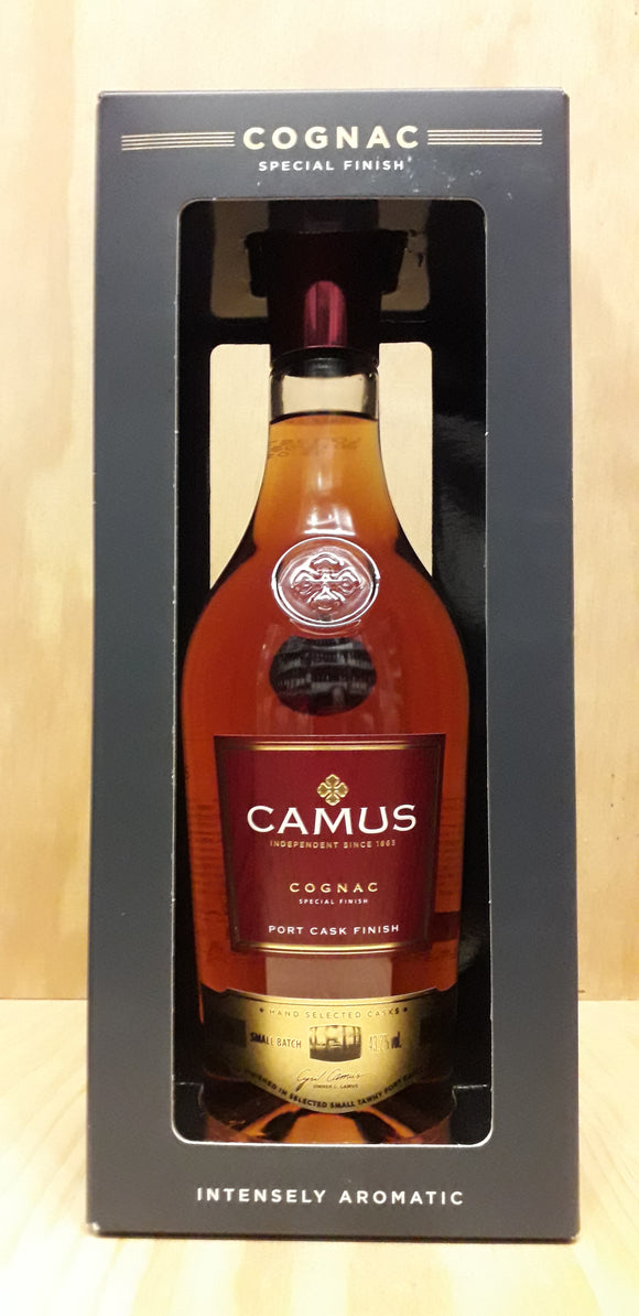 Cognac CAMUS V.S. Port Cask Finish