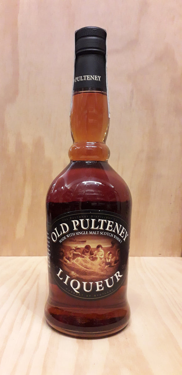 Licor de Malt Whisky Old Pulteney 50cl