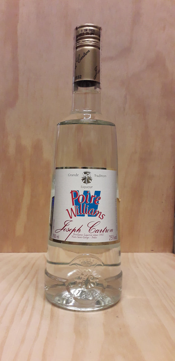 Licor de Pêra Williams Joseph Cartron 70cl