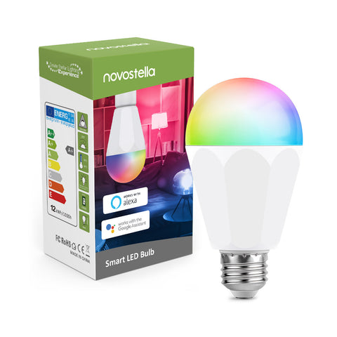 Novostella 1 Pack 13W WiFi Smart Light Bulb