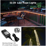 105ft 32M IP65 RGB Strip Lights