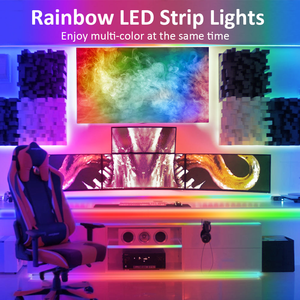 20ft 6M RGBIC LED Strip Lights