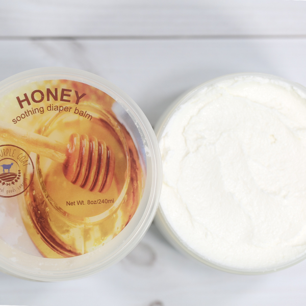 Honey - Soothing Diaper Balm