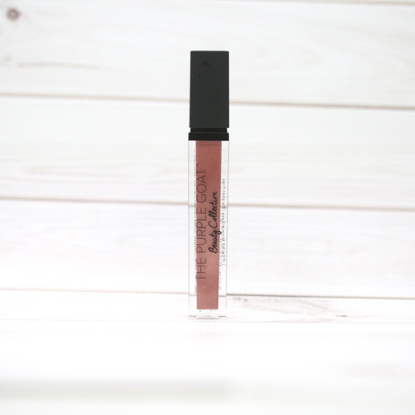 Mineral Lip Gloss - Golden Topaz