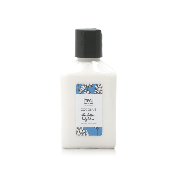 Mini Shea Butter Body Lotion - Coconut