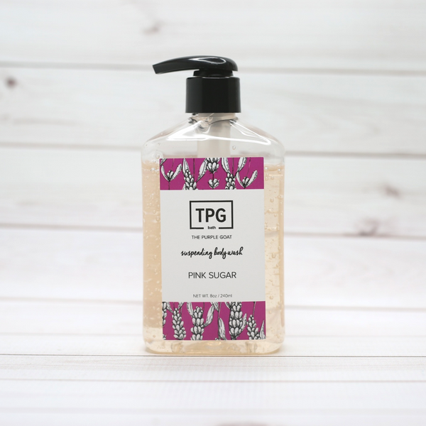 Suspending Body Wash - Pink Sugar