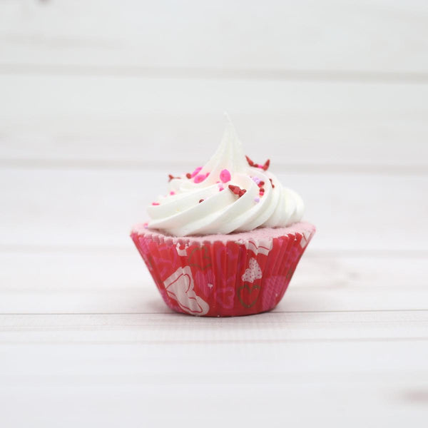 Bath Fizzy Cupcakes - Valentine's Day Candy Crush (LIMITED EDITION)