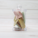 Soap Sample Apothecary Jar