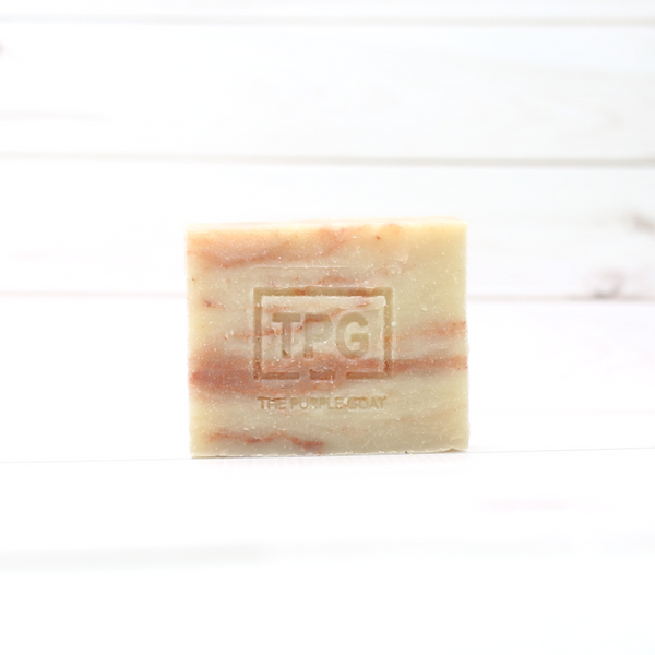 Artisan Soap - Cherry Almond Hair, Beard & Body