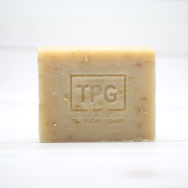 Artisan Soap - Unscented Oatmeal Goat's Milk