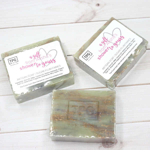 Special Order Artisan Soap (10 Bars)
