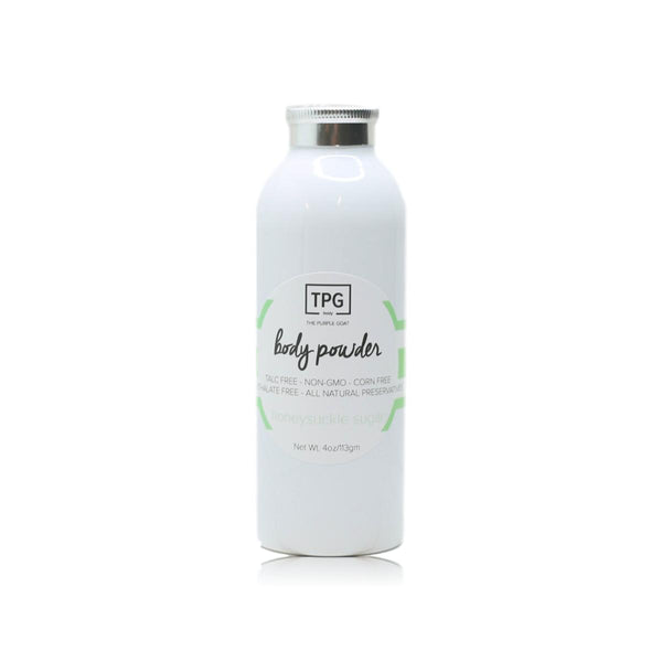 Keep Dry With Our Talc-Free Formula